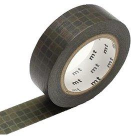 MT  MT masking tape wobble tile green