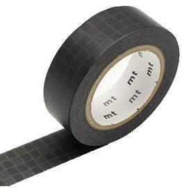 MT  MT masking tape wobble tile black