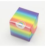 MT washi tape slim set rainbow
