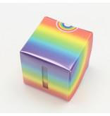 MT masking tape set slim rainbow