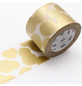 MT  MT washi tape ex soda water gold