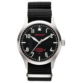 Horloge Pop Pilot classic black