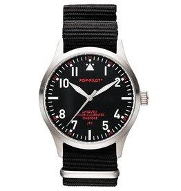 Pop Pilot Horloge Pop Pilot classic black