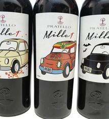 Pratello Pratello Mille 1 2015 - Copy