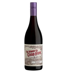 The Winery of Good Hope Mountainside Shiraz 2015