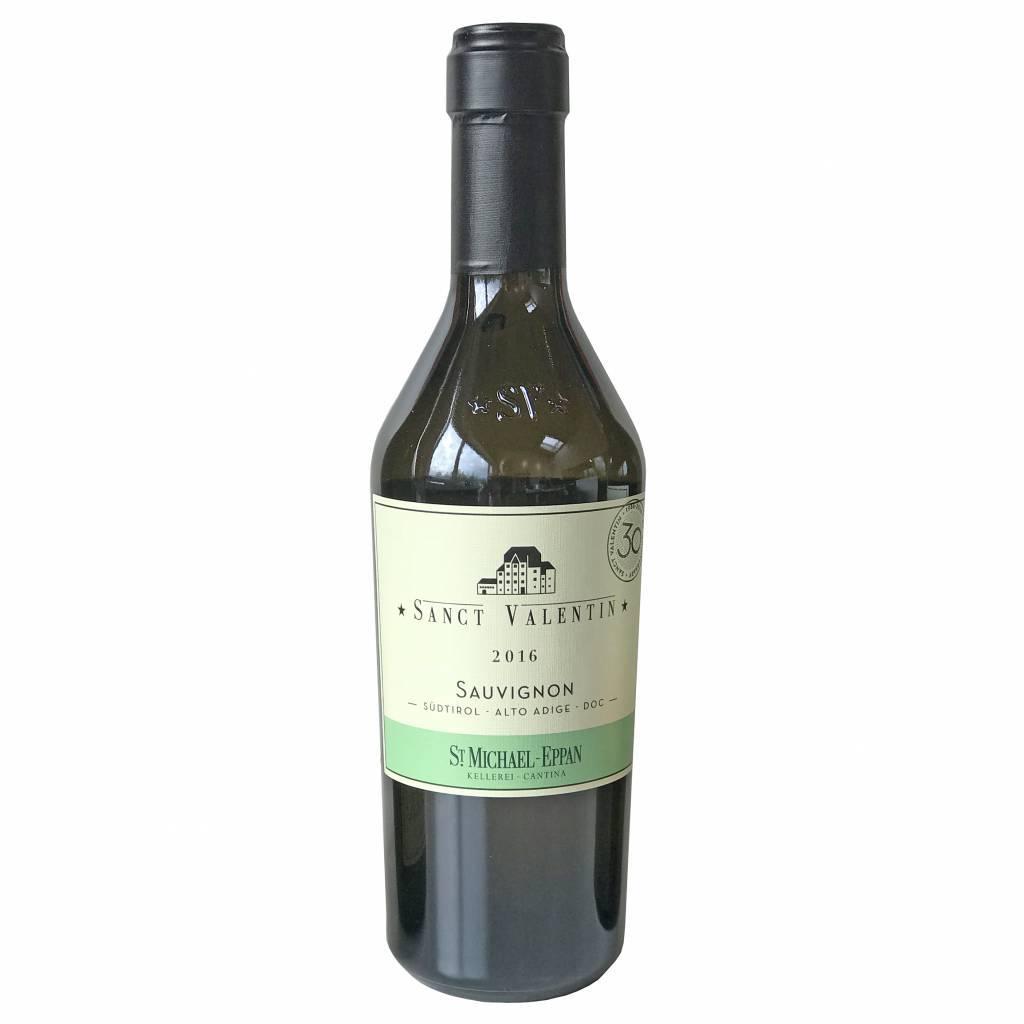 St. Michael Eppan Sauvignon Sanct Valentin 2016  bottle