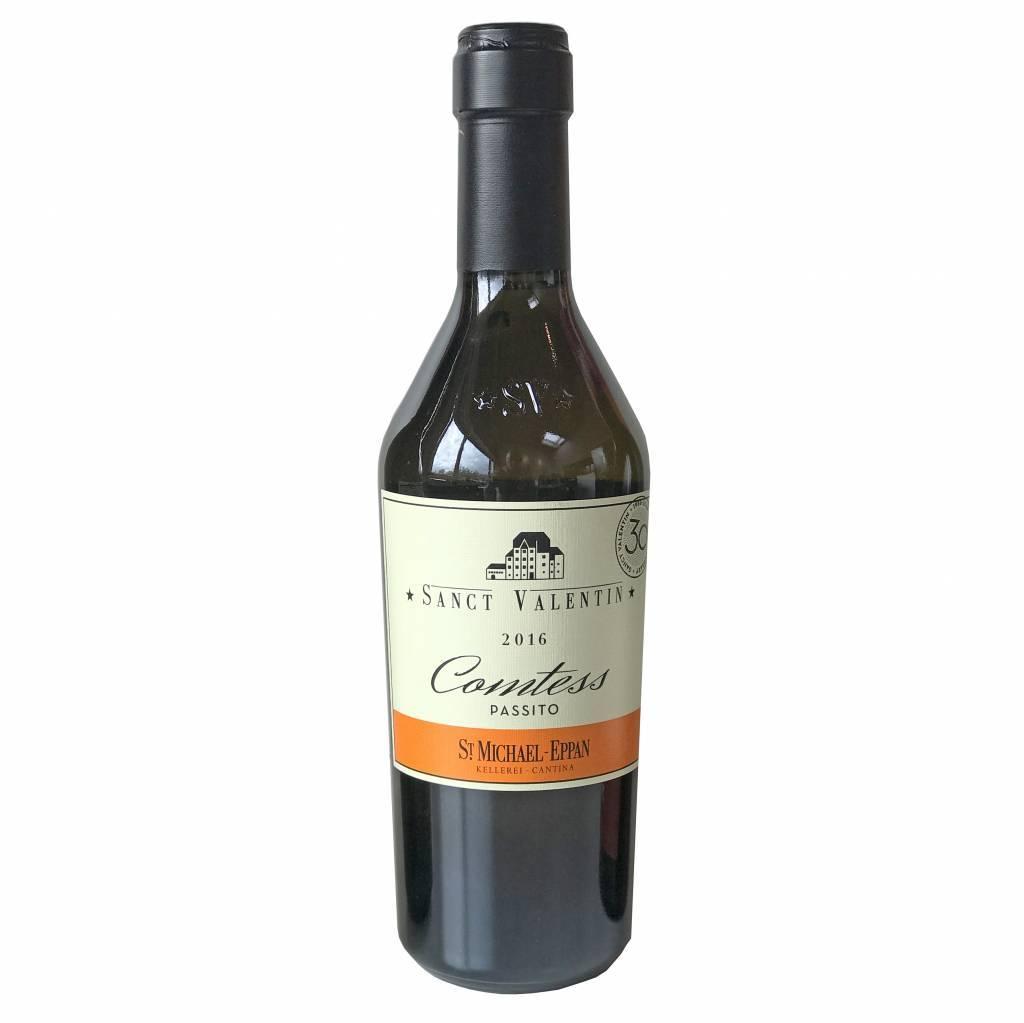 St. Michael Eppan Comtess Passito 2016  ½ bottle