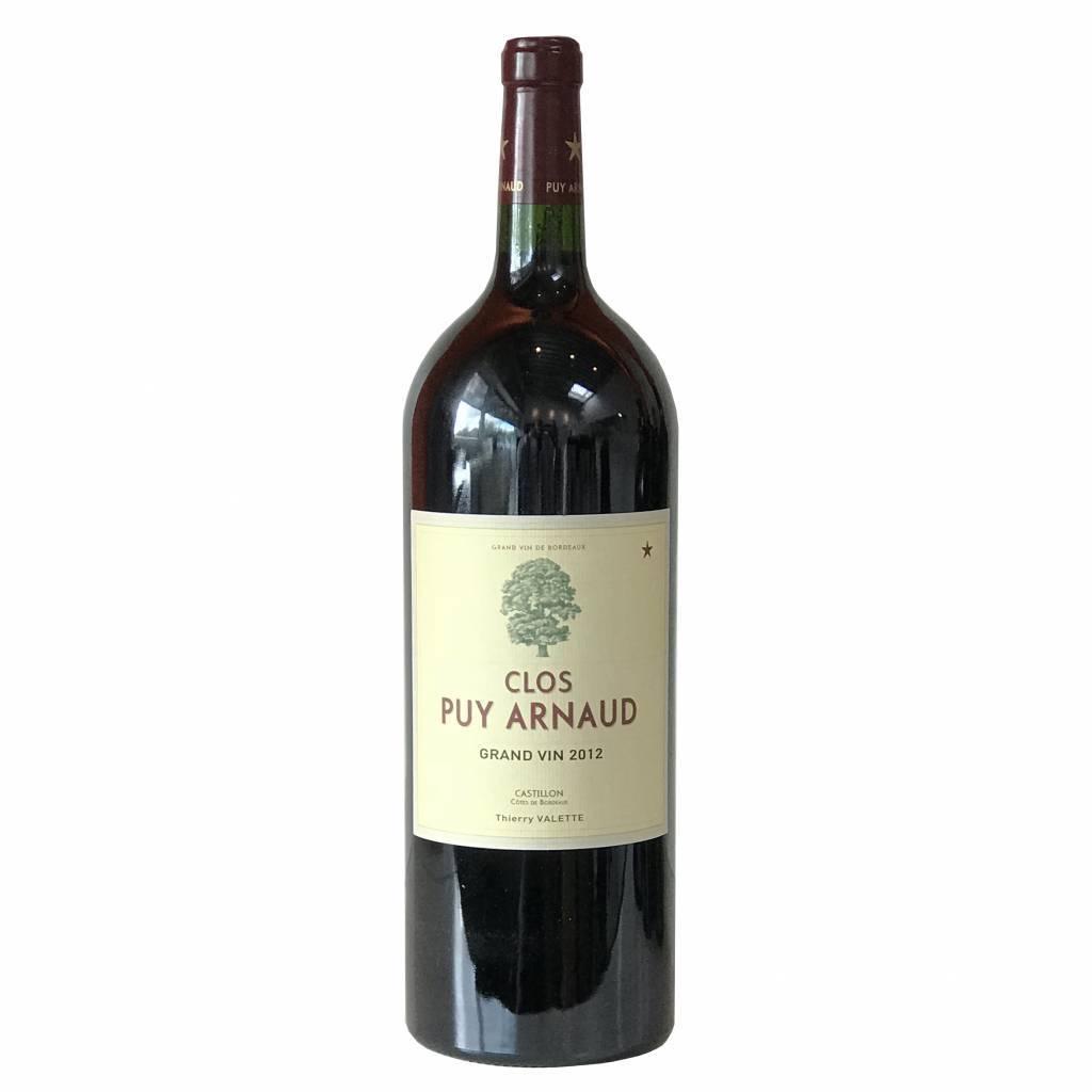 Clos Puy Arnaud Grand Vin 2012 - Copy