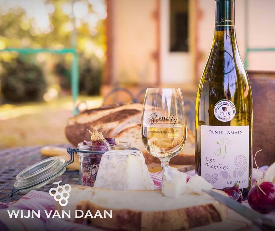 Reuilly Sauvignon Blanc 2017  van Denis Jamain in de Volkskrant