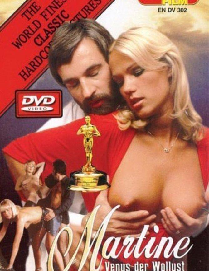 Ribu Film DV302 - Martine, Venus der Wollust