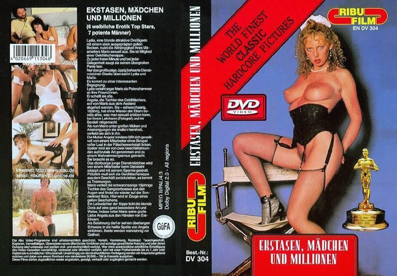 Ribu Film DV304 - Ekstasen, Mädchen und Millionen