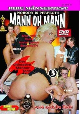 Ribu Film DV079 - Mann oh Mann 3 (Nobody is perfect!)