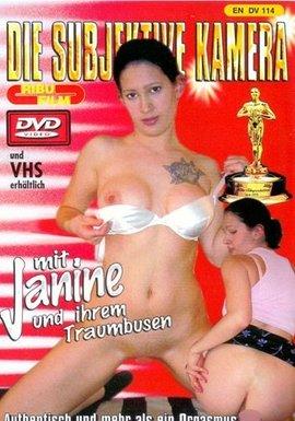 Ribu Film DV114 - Die subjektive Kamera mit Janine und ihrem Traumbusen