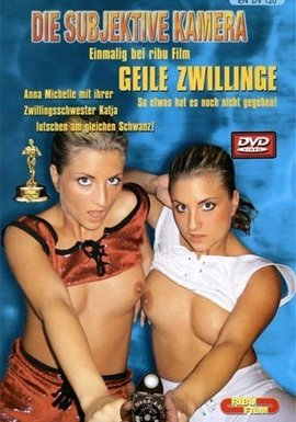 Ribu Film DV120 - Die subjektive Kamera - Geile Zwillinge