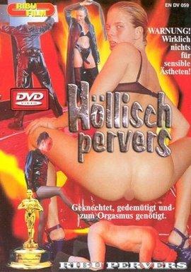 Ribu Film DV059- Höllisch pervers