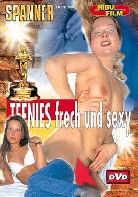 Ribu Film DX009 - Spanner - Teenies, frech und sexy