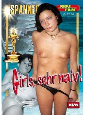 Ribu Film DX017 - Spanner - Girls, sehr naiv!