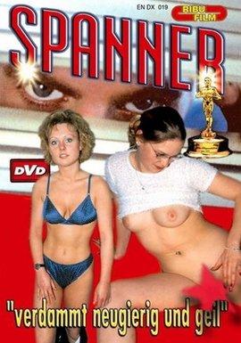 Ribu Film DX019 - Spanner - verdammt neugierig und geil