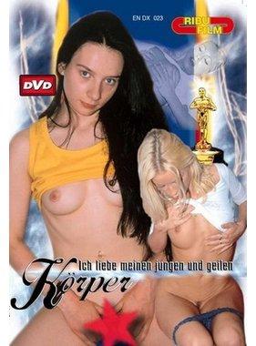 Ribu Film DX023 - Spanner - ich liebe meinen jungen und geilen Körper