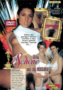 Ribu Film DV083 - Die Schöne und die Schlampen