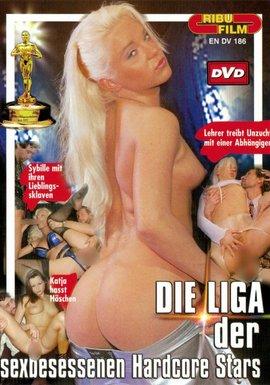 Ribu Film DV186 - Die Liga der sexbesessenen Hardcore-Stars