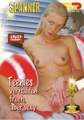 Ribu Film DX047 - Teenies verhalten, frech aber sexy
