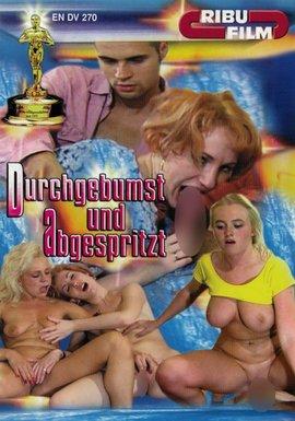 Ribu Film DV270 - Durchgebumst und abgespritzt