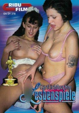 Ribu Film DV278 - Zärtlichfeuchte Lesbenspiele