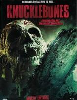 SHOCK ENTERTAINMENT Knucklebones (Lim. Uncut Mediabook - Cover B) (DVD + BLURAY) - limitiert auf 1000 Stück