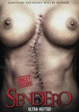 SHOCK ENTERTAINMENT Sendero (Lim. Uncut Mediabook - Cover A) (DVD + BLURAY)