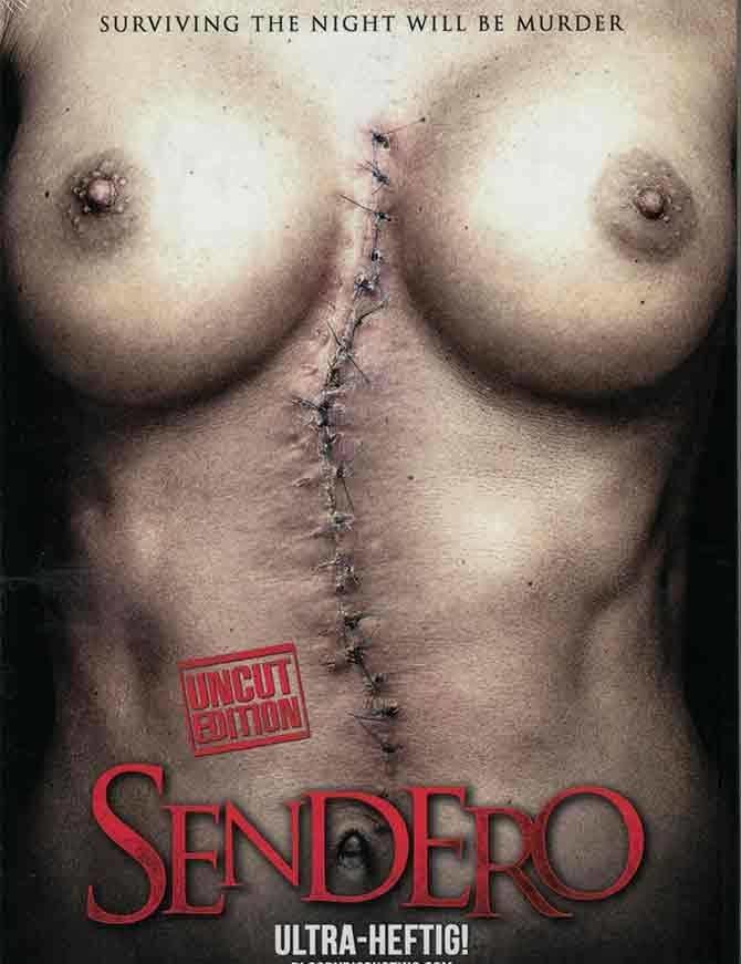 SHOCK ENTERTAINMENT Sendero (Lim. Uncut Mediabook - Cover A) (DVD + BLURAY) - limitiert auf 1.000 Stück