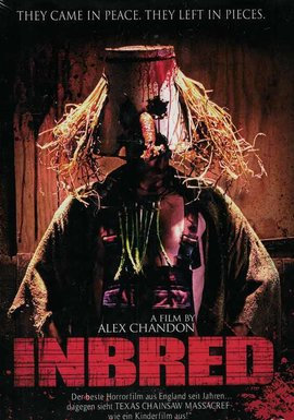 MAD DIMENSION Inbred (Lim. Director's Cut Mediabook) (Cover B) (DVD + BLURAY)