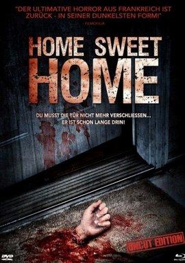 RED LABEL Home Sweet Home (2013) (Lim. Uncut Mediabook) (DVD + BLURAY)