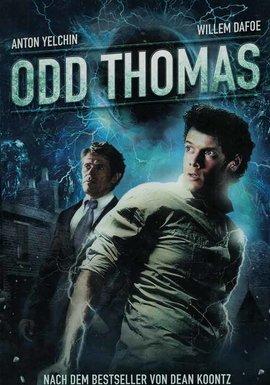ASCOT ELITE Odd Thomas (Mediabook) (BLURAY)