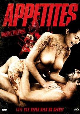 SHOCK ENTERTAINMENT Appetites (Lim. Uncut Mediabook - Cover A) (DVD + BLURAY)