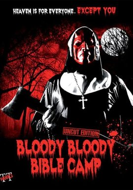 TT-MANIACS Bloody Bloody Bible Camp 3 (Lim. Uncut Mediabook - Cover A) (DVD + BLURAY)