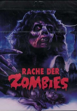WICKED-VISION Rache der Zombies (BLURAY)