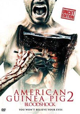 EXTREME American Guinea Pig 2 - Bloodshock (Lim. Uncut Mediabook - Cover D) (2 Discs)