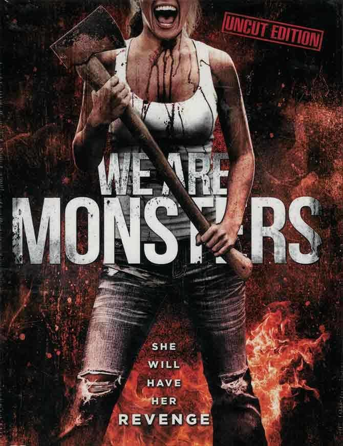 RED LABEL We Are Monsters  - limitiert auf 250 Stück