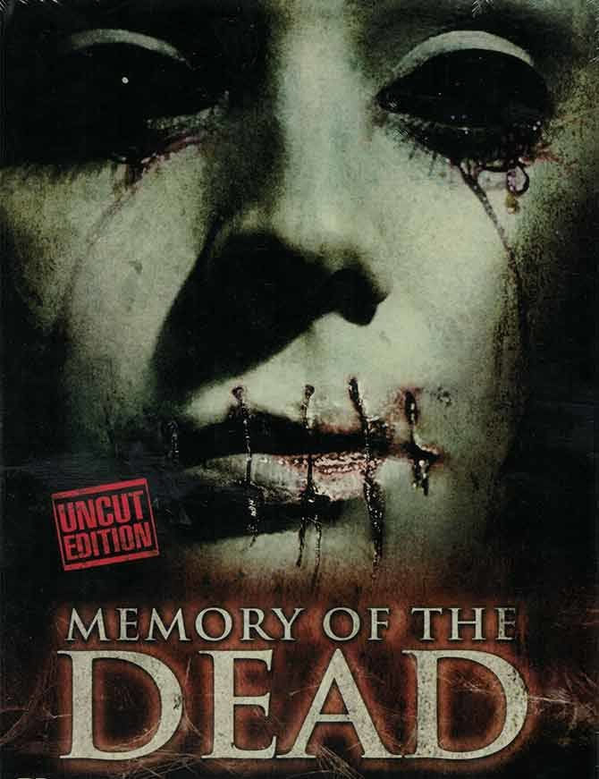 EXTREME Memory of the Dead (Lim. Uncut Mediabook - Cover A) - limitiert auf 750 Stk.