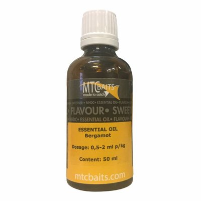 Aceite Esencial - Bergamota
