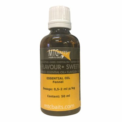MTC Baits Essential Oil - Fennel