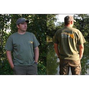 Mercancías - Camiseta Verde