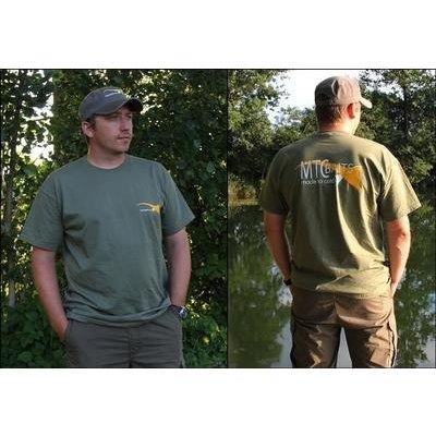 Marchandise - T-Shirt Vert