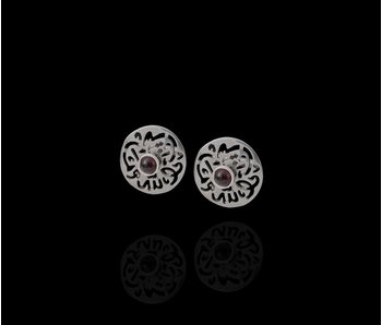 MASHA'ALLAH CUFFLINKS WITH CABOCHON