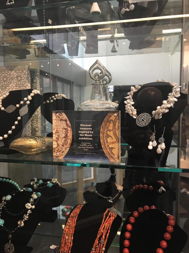 Latest Collection in Canada at the Aga Khan Museum Shop, Toronto