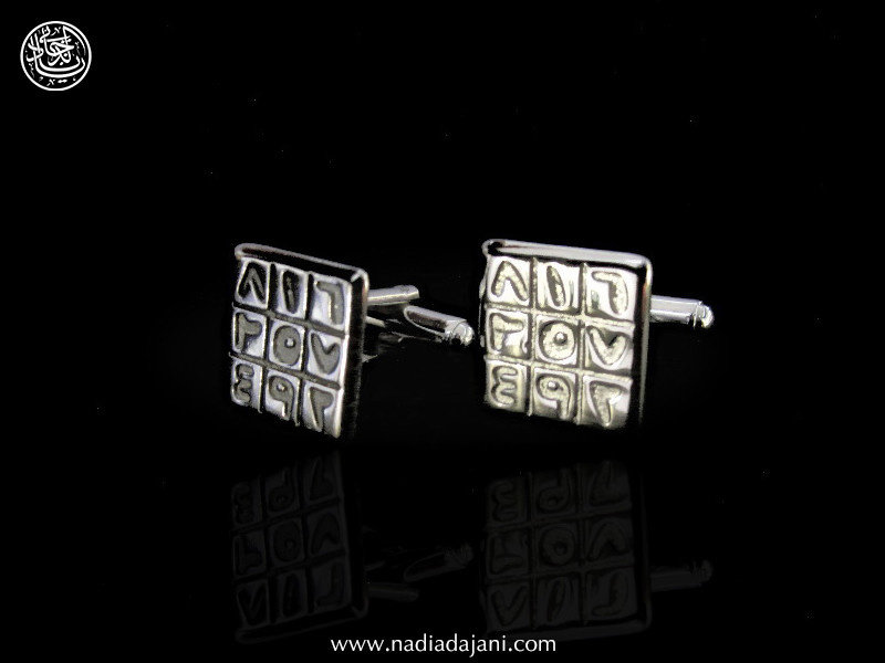 MAGIC SQUARE CUFFLINKS