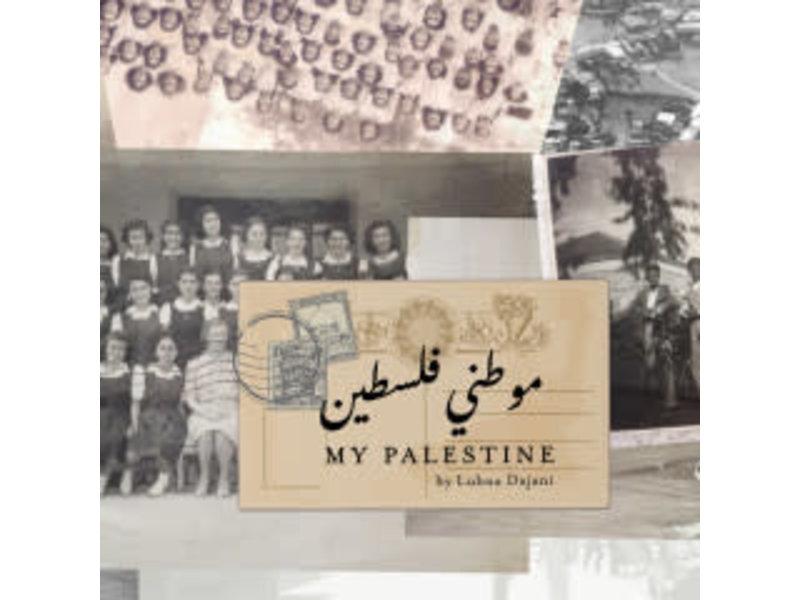MY PALESTINE DVD ENGLISH