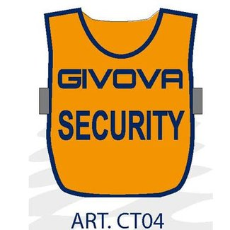 Givova Hesje SECURITY one size
