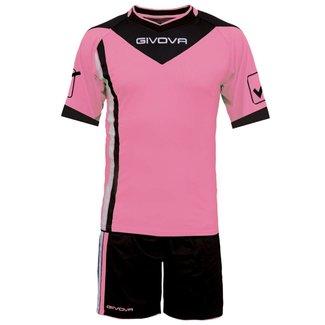 Givova Kit CONCORD roze maat M